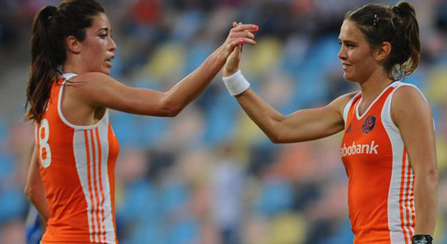 So Apparently the Dutch Field Hockey Team is Pretty Hot ...