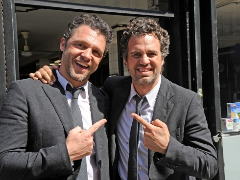 mark ruffalo stunt double guy